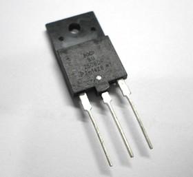 BU2508DF, Мощный высоковольтный NPN транзистор с демпферным диодом, горизонтальная (строчная) развертка