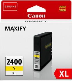 Картридж CANON PGI-2400XLY 9276B001, желтый