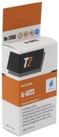 Картридж T2 IC-H323 голубой
