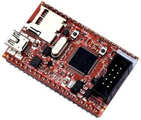 PIC32-RETROBSD, Отладочная плата на основе PIC32MX795F512H способная запускать RetroBSD Unix-like систему
