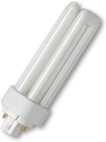 Лампа OSRAM DULUX D/E 26W/830 G24q-3 компактная 4050300327235