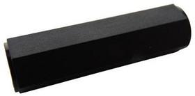 Фото 1/2 5.30.430, Стойка, покрытие черного цвета, Нейлон 6.6 (Полиамид 6.6), M4, Шестигранная Гнездовая, 30 мм, 30 мм