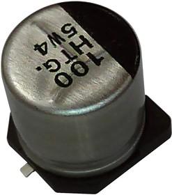 Фото 1/2 EEETK1E471AQ, SMD электролитический конденсатор, Radial Can - SMD, 470 мкФ, 25 В, 0.12 Ом, Серия TK