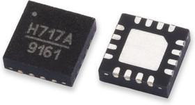 Фото 1/2 HMC717ALP3E, СВЧ усилитель с низким шумом для LTE/WiMAX/4G приложений, PHEMT, 4.8…6ГГц [QFN-16]