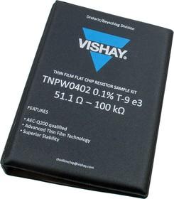 LTW964TPW04020DB00 , Lab Kit TNPW0402-25 0,1% E96/4