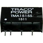 Фото 2/2 TMA 1515S, DC/DC преобразователь, 1Вт, вход 13.5-16.5В, выход 15B/65мА