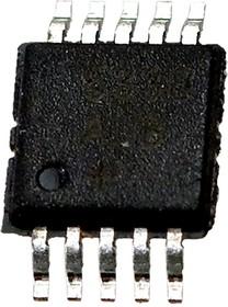 MAX6338AUB+, монитор питания с 4 выходами Ind mMAX10