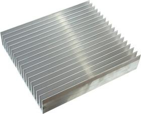 ABM-076, радиатор ребристый 172х40 длина 200мм (ТП-034,AB0093)