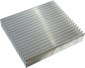 АВМ-076-200, радиатор ребристый 172х40 длина 200мм (ТП-034,AB0093)