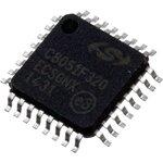 Фото 2/2 C8051F320-GQR, Микроконтроллер 8-Бит, 8051, Mixed-Signal, 25МГц, 16КБ (16Кx8) Flash, 10-Бит АЦП, 25 I/O [LQFP-32]