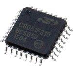 Фото 2/2 C8051F310-GQR, Микроконтроллер 8-Бит, 8051, Mixed-Signal, 25МГц, 16КБ (16Кx8) Flash, 10-Бит АЦП, 29 I/O [LQFP32]
