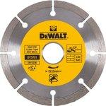 Диск алм. DeWALT DT3701-QZ сегментный универсальный ...