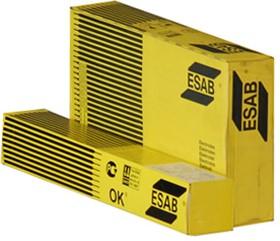 Электроды для сварки ESAB УОНИИ 13/45 ф 4,0мм DC пост. ток 6кг для низкоуглерод.и низколегир.сталей
