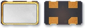 40.000MHZ XO53050UITA, Кварцевый генератор, 40МГц, 50млн-1, SMD, 5мм x 3.2мм, CER, 3.3В, XO53 серия