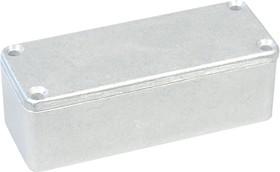 BS37, корпус для РЭА 89x35x30мм алюм.