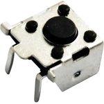 L-KLS7-TS1102A-4.3-160-T, кнопка такт.7х7 SMD угл.h=3.8мм( ...