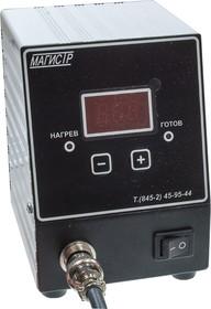 МАГИСТР паяльная станция Ц20-МП/50Вт/Uвх.=220В, цифр. с прозв. цепи