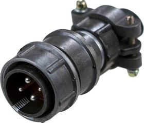 2PM22-4TJQB2 вилка на кабель (аналог 2РМТ22КПН4Ш3В1В ОТК)