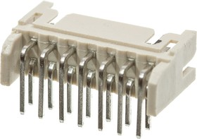 S14B-PHDSS(LF)(SN), PHD вилка угловая на плату, шаг 2мм 2х7 конт.
