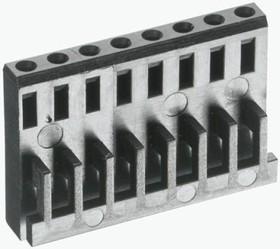926476-8, Корпус разъема, AMPMODU IV/V Series, Гнездо, 2 вывод(-ов), 5.3 мм, AMP AMPMODU IV/V Series Contacts