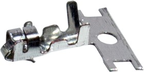 CHU-T, контакт для откр.розетки 2.54мм