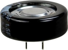EECF5R5U105, ионистор 1Фx5.5В ссерия NF таблет.тип (Panasonic)
