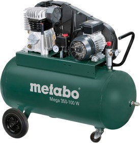 Mega 350-100 d, Компрессор поршневой