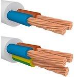 ПВС 3х1.0 ГОСТ 7399-97, Провод сетевой гибкий с ПВХ изоляцией