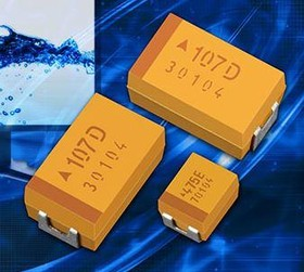 TAJC226K016SNJ, Cap Tant Solid 22uF 16V C CASE 10% (6 X 3.2 X 2.6mm) Inward L SMD 6032-28 1 Ohm 125°C T/R