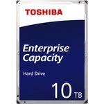 Жесткий диск Toshiba SAS 3.0 10Tb MG06SCA10TE Enterprise ...