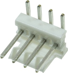 640457-4, соединитель провод-плата MTA-100 Шаг: 2.54 мм; Контакты: 14