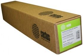 Фотобумага CACTUS CS-PM180-91430, для струйной печати, 180г/м2, рулон