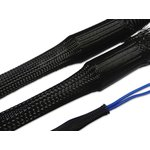 IPROFLEX 15PET-12 черный, 1м, Гибкая защитная оплетка из ...