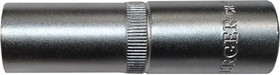 Головка BERGER BG-12SD09 торцевая удлиненная 1/2'' 6-гранная superlock 9мм