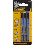 Пилки для лобзика DeWALT DT2150-QZ по металлу BIM EXTREME T ...