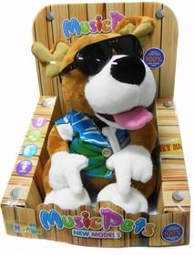 CL1505B, Интерактивная игрушка «Диджей-собачка»