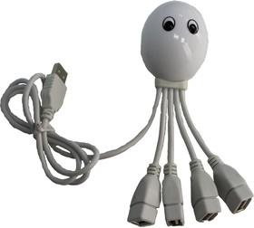 EL-1018, USB-хаб в форме осьминога