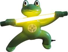 GE-4 Kungfu frog, Стационарный отпугиватель насекомых в виде лягушки-«мастера Кунг-Фу»