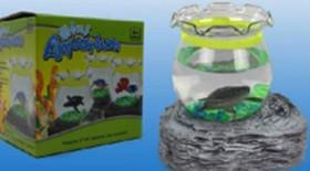 JY2015, Декоративный мини-аквариум «Черепаха»