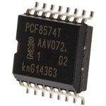 Фото 4/6 PCF8574T/3,512, Расширитель цифровых входов/выходов для шины I2C [SO-16 / SOT162-1]