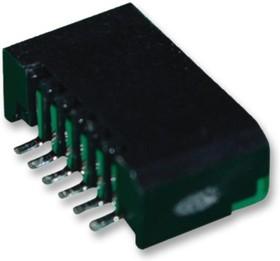 07FMN-SMT-A-TF(LF)(SN), FFC / FPC разъем, 1 мм, 7 контакт(-ов), Гнездо, Серия FMN, Поверхностный Монтаж