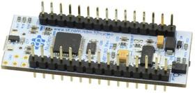 Фото 1/2 NUCLEO-L432KC, Отладочная плата Nucleo-32 на основе МК STM32L432KCU6U, разъем Arduino Nano V3