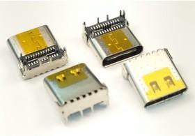 Разъем USB 3.1 №18 Type C   купить в розницу и оптом