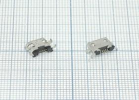Разъем Micro USB для HTC Desire C (5 pin)