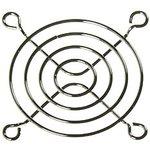K-G06B04-4HA, решетка метал. для вентилятора 60х60мм (аналог ...