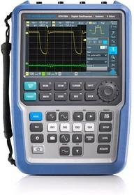 RTH1004 + B242, Портативный осциллограф, 4 канала х 200 МГц