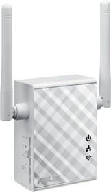 Повторитель беспроводного сигнала/мост ASUS RP-N12, белый