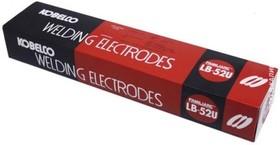 Электроды для сварки KOBELCO LB-52U 4.0мм диаметр 4.0мм пачка 5кг