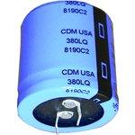 380LQ102M250K032, ALUMINUM ELECTROLYTIC CAPACITOR 1000UF 250V 20%, SNAP-IN