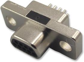 380-009-113L001, Вилка Micro S-SUB 9pin на панель